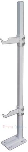 445Напольный кронштейн для радиатора отопления