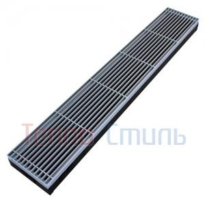 itermic ITTZG.090.4800.245 c естественной конвекцией, 90 мм x 4800 мм x 245 мм, внутрипольный конвектор