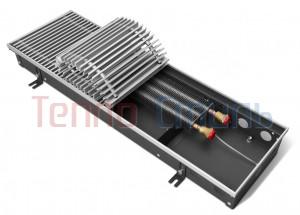 Techno Usual KVZ 200-140-4800 с естественной конвекцией, 200 мм x 140 мм x 4800 мм